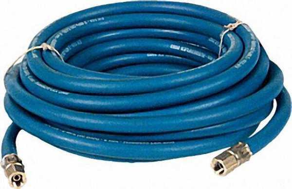 Sauerstoff-Schlauchl. Lg. 40,0m ohne Anschluss 6,0x 5,0mm