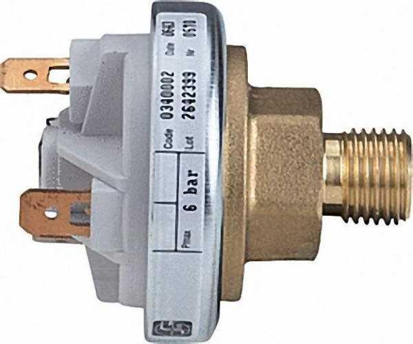340 Wasserdruckwächter ein: 600 +-60 mbar, G 1/4'' Referenz-Nr.: 0.340.008
