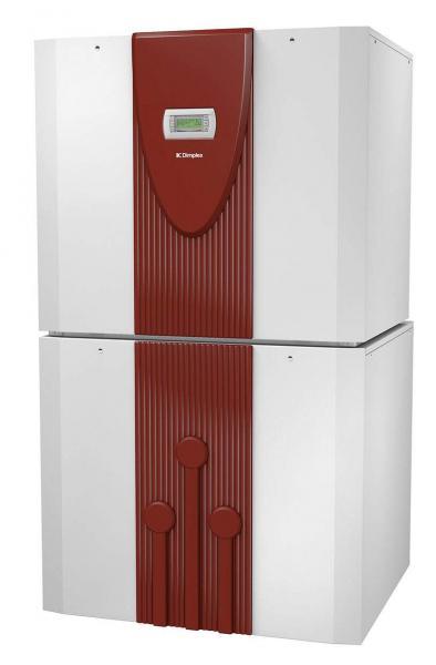 DIMPLEX 368530 WI45TU Hocheffizienz Wasser/Wasser-Wärmepumpe - 2 Leistungsstufen