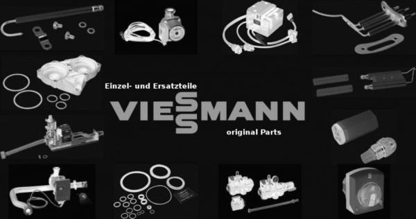 VIESSMANN 7836095 Deckel (silber)
