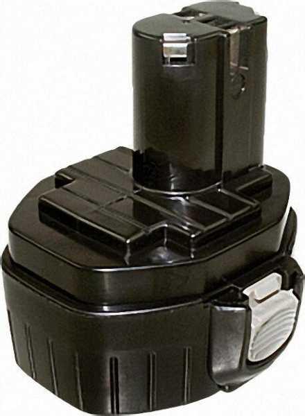 Werkzeugakku für Makita Ni-MH, 14,4V, 3,0Ah
