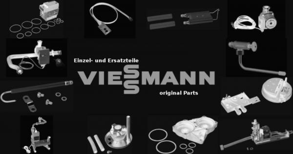 VIESSMANN 7330074 Vorderblech Mitte VSB57