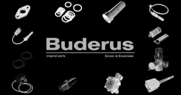 Buderus 8718593455 Steckernetzteil 100-240Vac 12V 1A everp