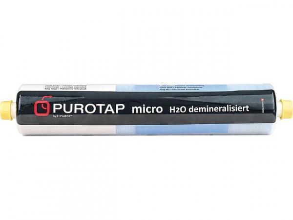Austauschpatrone Purotap micro Vollentsalzung mit Farbumschlag