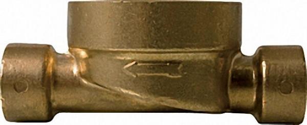 ANDRAE Unterputzgehäuse für UP-Zähler MTK / MTW 3/4'' IG