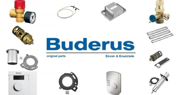 Buderus 7719003669 Pack Abgasrohre DN80 10 m
