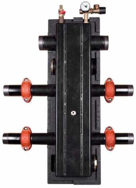 DIMPLEX 364240 DDV50 Doppelt Differenzdruckloser Verteiler