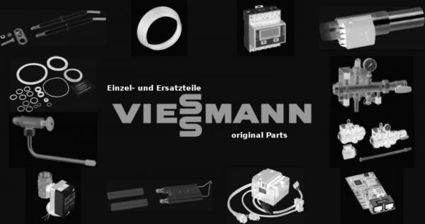 VIESSMANN 7232315 Vorderblech Mitte PF050-062
