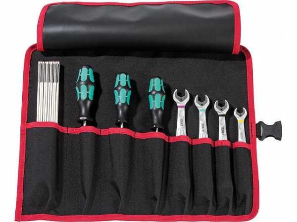 Werkzeugtasche PARAT Basic Roll Up Case 8 410x5x330mm