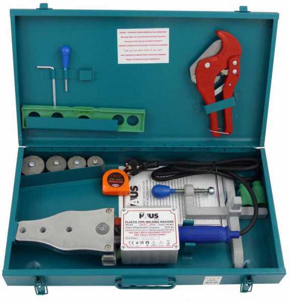 PPR Rohr Aqua-Plus Koffer-Set