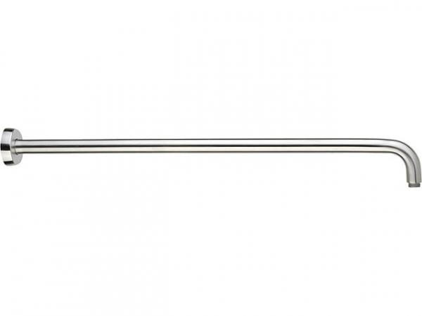 Wandanschlussrohr rund Edelstahl poliert, 500 mm