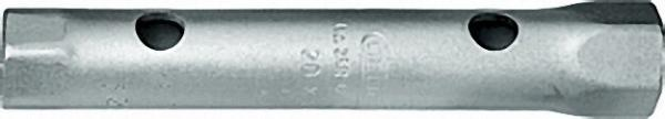 Doppel-Steckschlüssel SW 21 x 23 Typ 26R