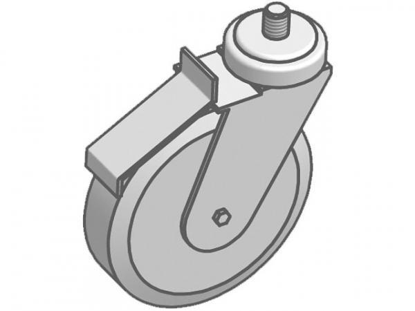Lenkrollensatz Roll..Profi VPE 4 Stück