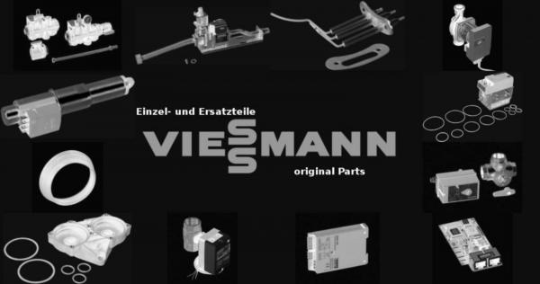 VIESSMANN 7833109 Schlauch DN40 mit G 1 1/2 Verschraubung