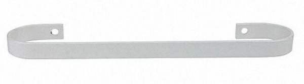 Handtuchhalter Typ A36/6 für Dual 80 Alu-Heizk. mit 6 Glieder, weiß RAL9010