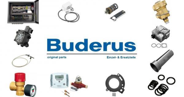 Buderus 87090024 Grundbausatz Abgaskaskade für 2-Kessel DN160 für GB142/GB132/GB132T