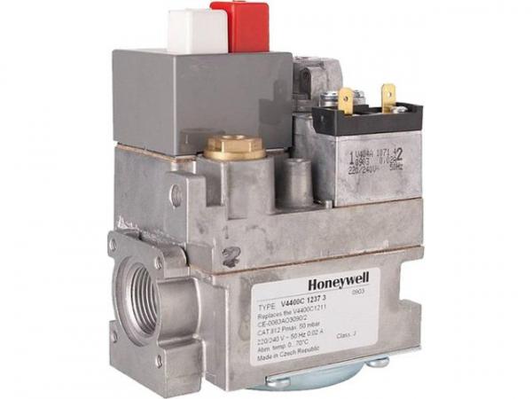 WOLF 8750016 Gaskombiventil (Stadtgas) u.Zündgasleitung Set
