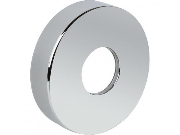 Siphon Wandrosette d=32mmx90mm, Höhe=20mm, Messing verchromt