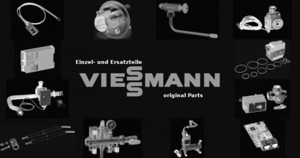 VIESSMANN 7280104 Abgasklappe PD015+020