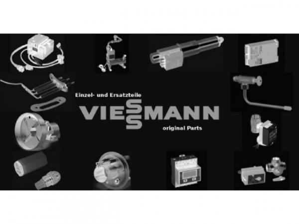 Viessmann Leitungsbaum Regelungsblech 7868671