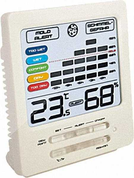 WS 9420 Thermo-Hygrometer inklusive Batterie