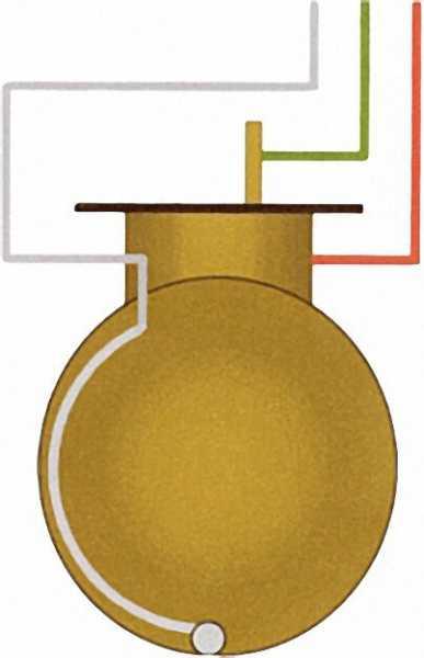 Ersatz-Vakuumpumpe für ASF Vakuumleckanzeiger Typ D4F ''Niederdruckausführung''