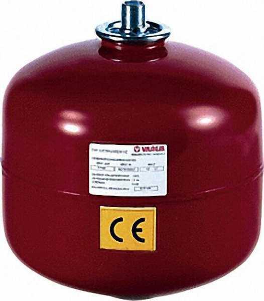VAREM Ausdehnungsgefäß 18 Liter Extra LR 18l mit Flansch