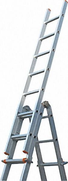 Aufsteck-Verlöngerung zu Teleskopleiter Typ 986/21