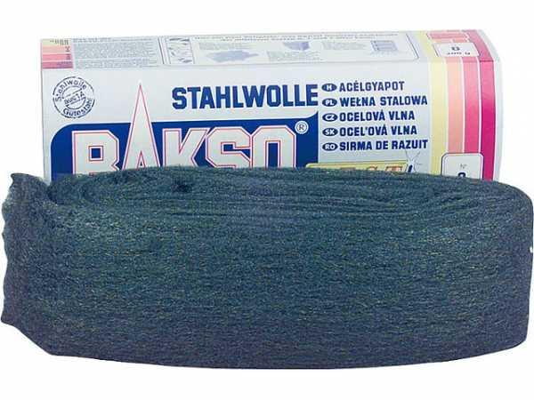 Stahlwolle 200 g fein (0)