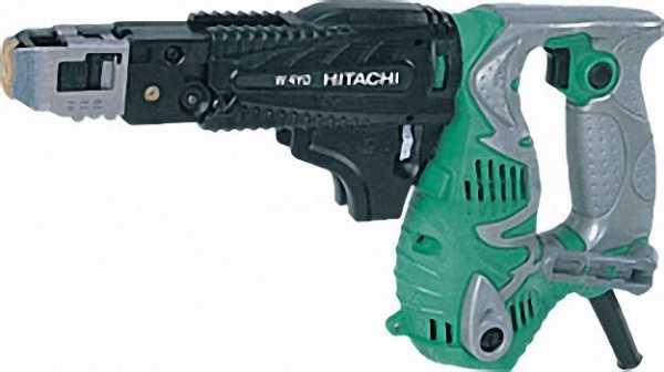HITACHI Automit -Streifenschrauber W 4 YD, 10 NM