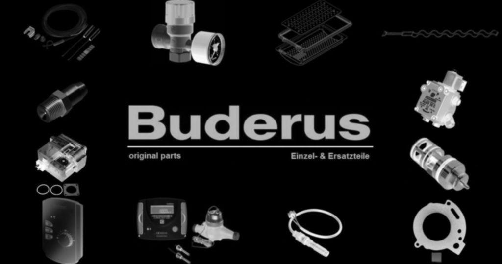 Buderus 8718586549 Klemmringverschraubung 22 x 22 everp