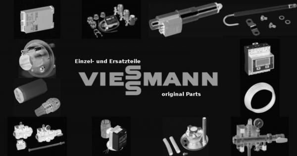 VIESSMANN 7838125 Schachtabdeckung starr D110 Metall/PPs