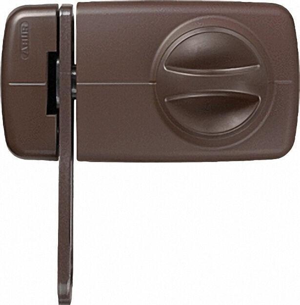 Tür-Zusatzschloss 7030 B EK braun