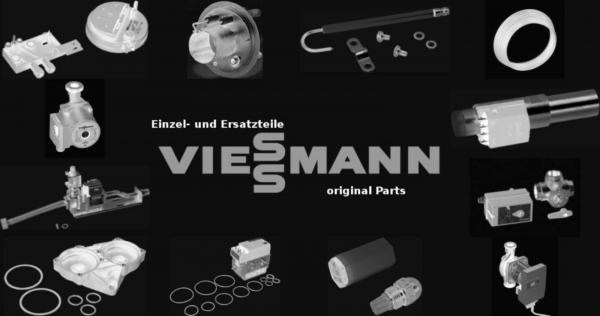 VIESSMANN 5154093 Silikonschlauch 5x1 L=400