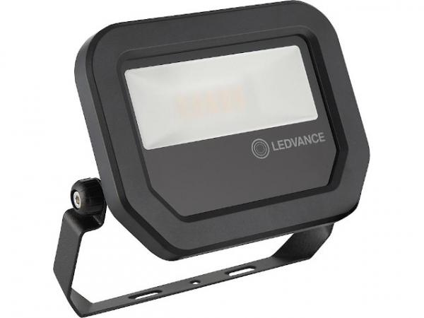 LED Strahler Ledvance Floodlight 125W/4000K, IP65 15000lm, Farbe schwarz