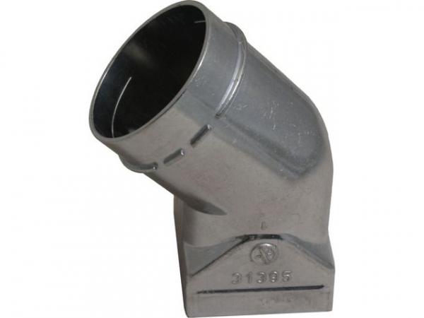 WOLF 2600062 Anschlussadapter GG-18/24 fürAbgasmessung