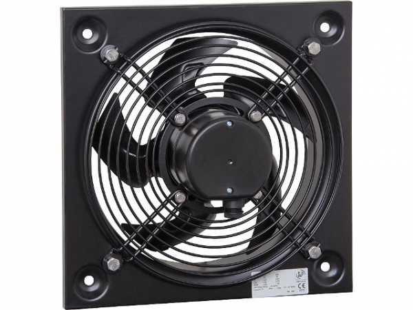 S&P Axial-Wandventilator HXBR/4-400 V5