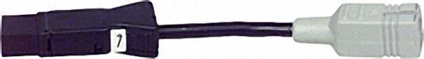 Adapter-Steckerkabel 2polig für WL 10 bis ca. Bj. 1986 (14001310012) zu Temperaturschalter mit L&G-S