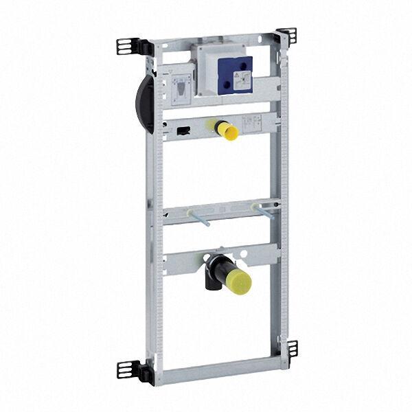 GEBERIT 457611001 KOMBIFIX Montageelement für Urinal Universal, Bauhöhe 109 - 127 cm