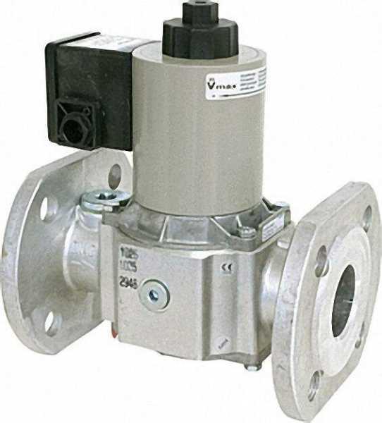 Magnetventil einstufig MVD 2080/5 Flansch DN 80