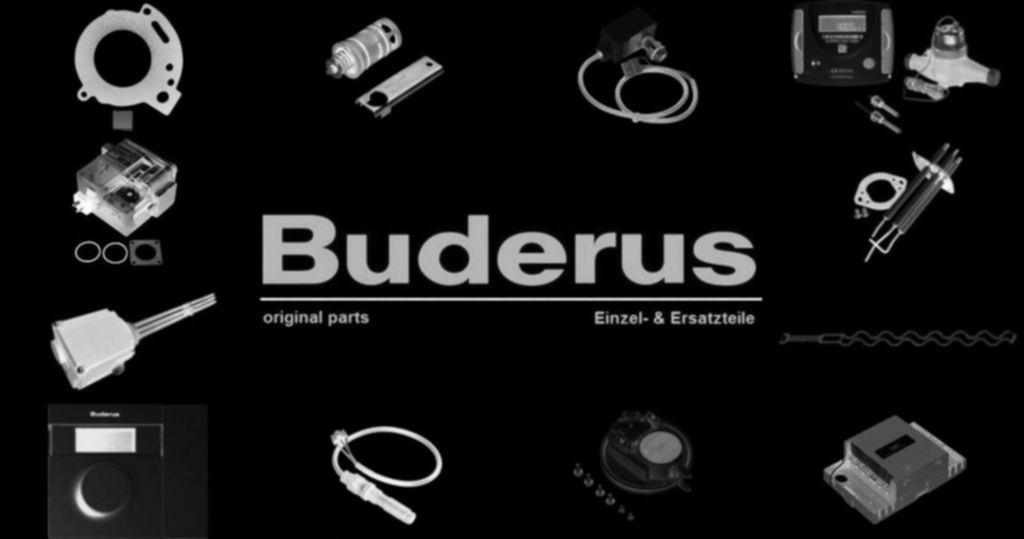 Buderus 87186635360 KW-Rohr DN32