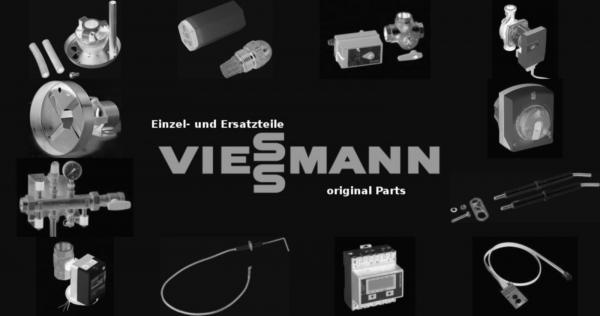 VIESSMANN 7205407 Wärmedämmblock oben