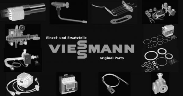 VIESSMANN 9507437 Reinigungsbürste D=120 x 100 - M10 mit Gewindemuffe M10