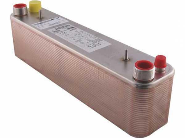 WOLF 2980877 Verflüssiger 50 PlattenOhne Isolierung!