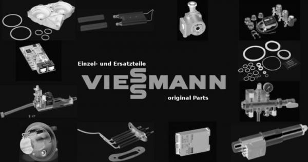 VIESSMANN 7254051 Deckel Gas-Gebläsebrenner