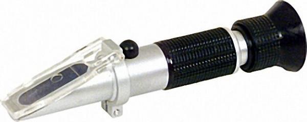 Hand-Refraktometer zur Frostschutzmessung