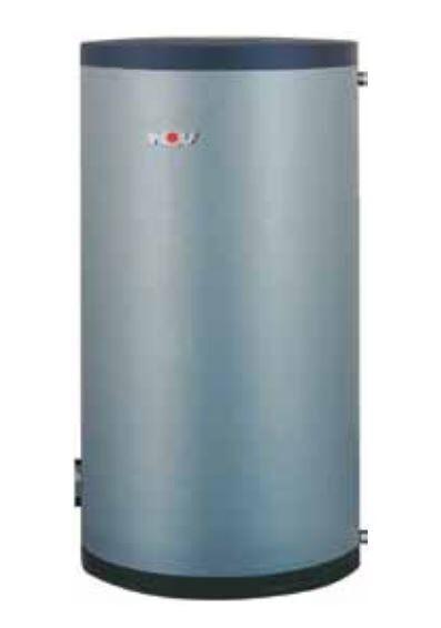 WOLF 2484202z02 Innenbeheizter Solar - Warmwasserspeicher SEM-1W-360 zur zusätzlichen