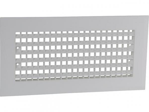 Abdeckgitter Set Kunststoff weiß Typ: ADG-S-9003-Set