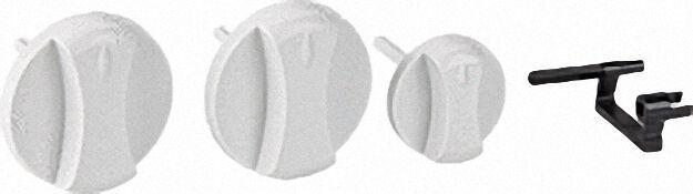 Knopfür grau, Set mit 3 Stück Vaillant 11-4288
