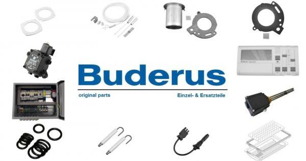 Buderus 7739613139 Logasys SL302/2 mit GB125-30 PL750/2S, 5xSKT1.0, RC310